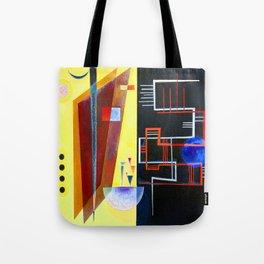 Wassily Kandinsky Inner Alliance Tote Bag