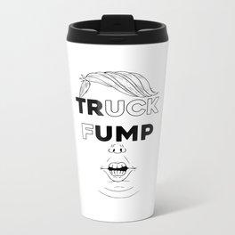 TRUCK FUMP Metal Travel Mug