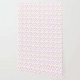 Bright watercolor pattern Wallpaper