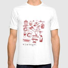 kitchen vintage T-shirt