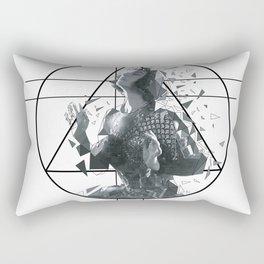 Joan d'Arc Rectangular Pillow