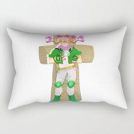 Caesar Zeppeli Rocks!!!1!! Rectangular Pillow