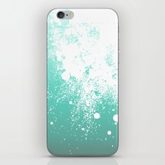 Splattered Ombre iPhone & iPod Skin