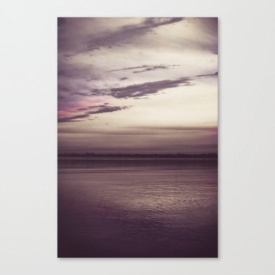 If This Is All Canvas Print