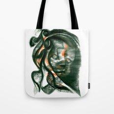 Samurai 3 Tote Bag