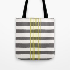 Rows Tote Bag