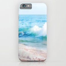 Aquamarine Dreams 1 iPhone 6s Slim Case