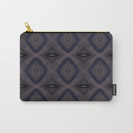 grayish Carry-All Pouch