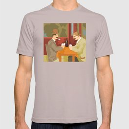 Card players by Cezanne T-shirt