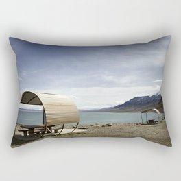 spaceships Rectangular Pillow
