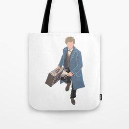 Scamander Running Tote Bag