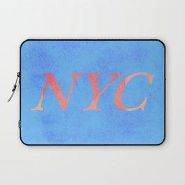 New York Print Laptop Sleeve
