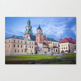 Krakow 1.6 Canvas Print