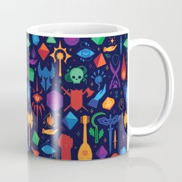 TTRPG Forever - Color Coffee Mug