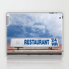 Open 24 Hours. Laptop & iPad Skin