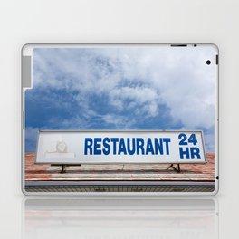 Open 24 Hours. Laptop & iPad Skin