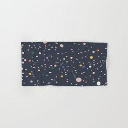 Spots of colour Hand & Bath Towel