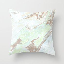 Choconaut Throw Pillow