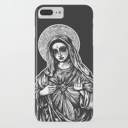 Mother Mary iPhone Case