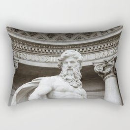 Trevi Fountain Rectangular Pillow