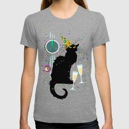 Chat Noir  Party Countdown T-shirt