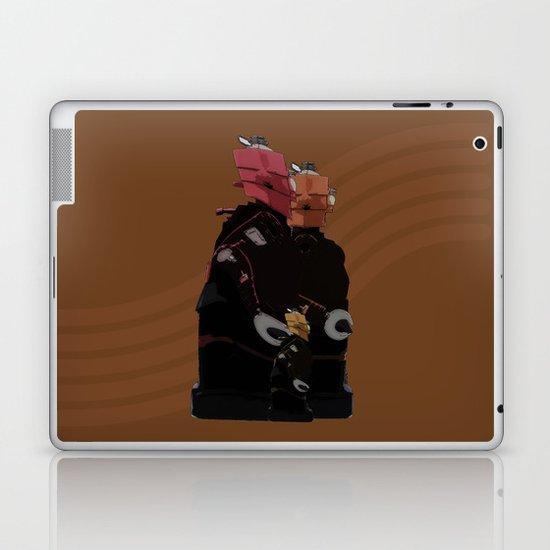 Family Unit Laptop & iPad Skin