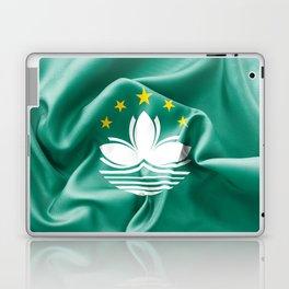 Macau Flag Laptop & iPad Skin