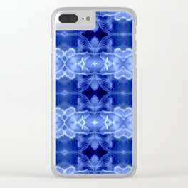 JELLYFISH LACE Clear iPhone Case