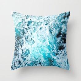 Sea Within Throw Pillow