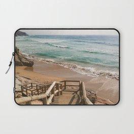 Way to the Beach II Laptop Sleeve