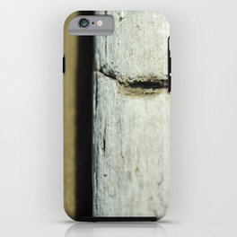 In Time iPhone Case
