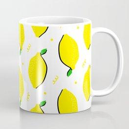 Lemon Squeezy 02 Coffee Mug