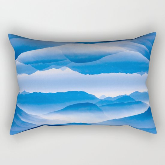 A Moment Suspended In Time Rectangular Pillow