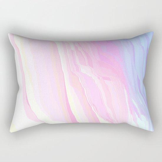 Summer seaside beach Rectangular Pillow