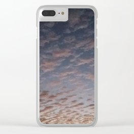 Texas Hill Country Sky - Sunrise 8 Clear iPhone Case