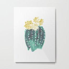 Cactus (4) Metal Print