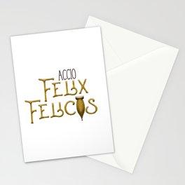 Accio Felix Felicis Stationery Cards