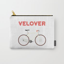 VeLover – Racer – June 12th – 200th Birthday of the Bicycle Carry-All Pouch