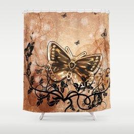 Beautiful butterflies Shower Curtain