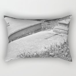 Old Grave Rectangular Pillow