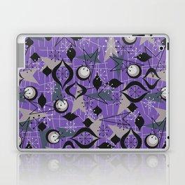 Mid Century Atomic Arrow Patterns Laptop & iPad Skin
