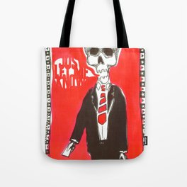 Just let me know Tote Bag