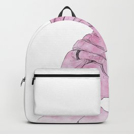Twisted Backpack