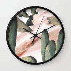 Pasancana & Quehualliu Wall Clock