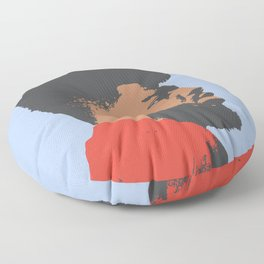 Khalid Floor Pillow
