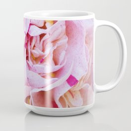 Strawberry Blonde Camellia Coffee Mug