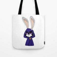 Bunny Raven Tote Bag