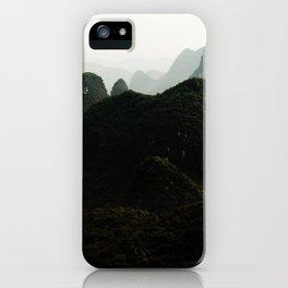 mystical China iPhone Case