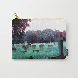 Meet You At The Cemetery Gates Carry-All Pouch