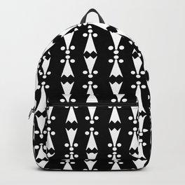 Hermine -Ermine-armino 10 Backpack